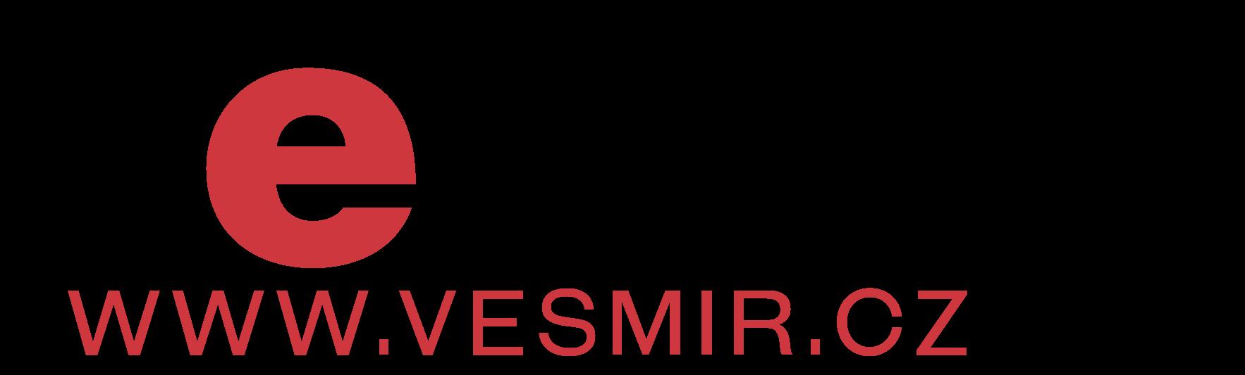 vesmir_logo_webcervena_sazba_www
