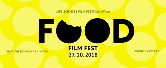 Food Film Fest 2018 poster