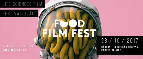 Food Film Fest poster 2017
