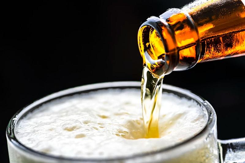 Pivo z kropidláka